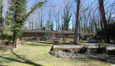 Elberton GA Single Family Home New: $139,900