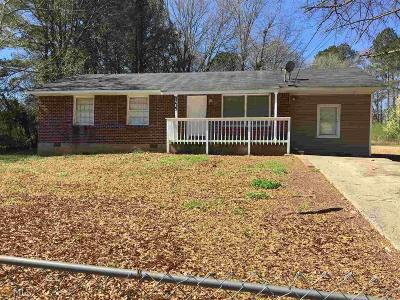 Clayton County Single Family Home New: 8235 Saxon Ct