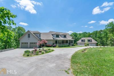 Habersham County Single Family Home New: 682 Camp Yonah Rd