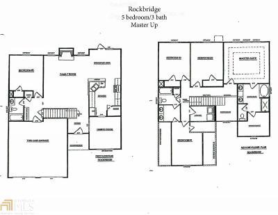 Dallas Single Family Home For Sale: 450 Cobblestone Trl
