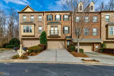 Buford Condo/Townhouse For Sale: 2776 Laurel Valley Trl