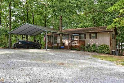 Hartwell Single Family Home For Sale: 511 Lake Shore Cir