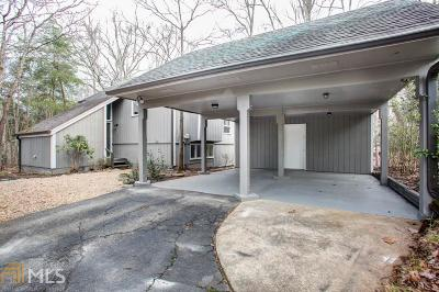 Lake Arrowhead Single Family Home For Sale: 114 Chickasaw Dr