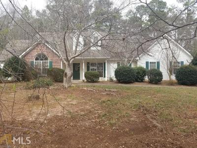 McDonough Single Family Home New: 306 Tyler Trce