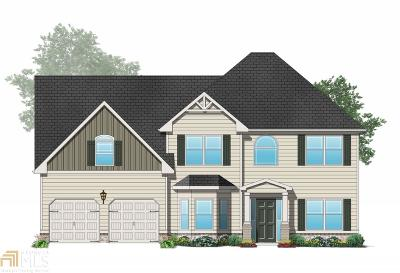 Loganville Single Family Home New: 226 Misty Grove Dr