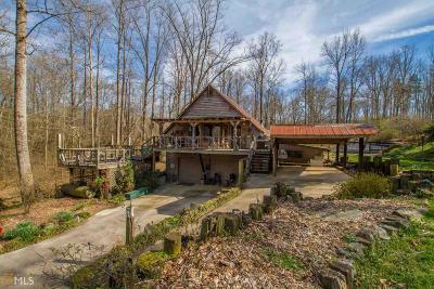 Dawson County Single Family Home New: 151 Concord Dr