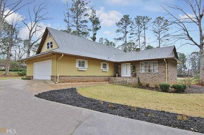 Peachtree City Single Family Home New: 1 Perthshire Dr