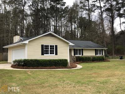 Jonesboro Single Family Home Under Contract: 862 Corinth Dr
