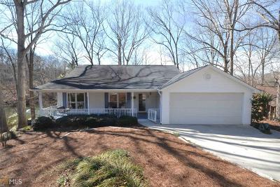 Lavonia Single Family Home Under Contract: 61 Arrow Ct