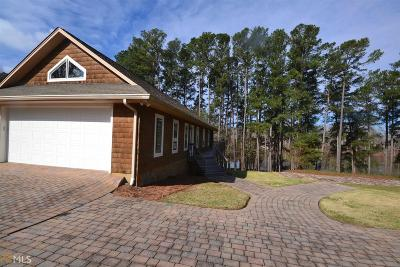 Lavonia Single Family Home Under Contract: 249 Paradise Point Rd