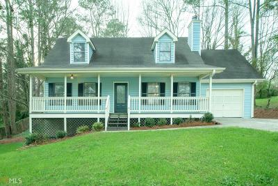 Snellville Single Family Home Under Contract: 4481 Alvin Pl