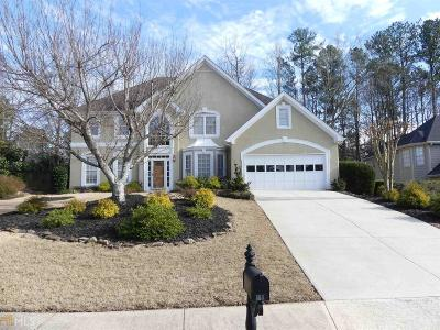 Alpharetta Single Family Home New: 155 Highland Glen Ct