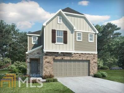 Buford Single Family Home New: 2839 Morgan Spring Trl #70A
