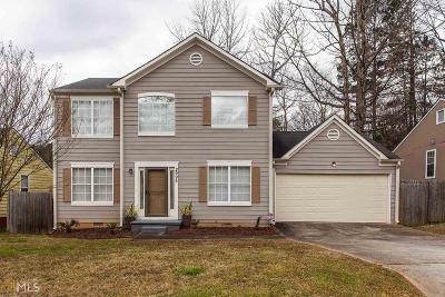 Decatur Single Family Home Under Contract: 2995 Rapids Way