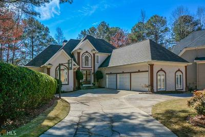Woodstock Single Family Home Under Contract: 1004 Fairway Valley Dr
