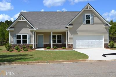 Griffin Single Family Home New: 223 Patriots Way