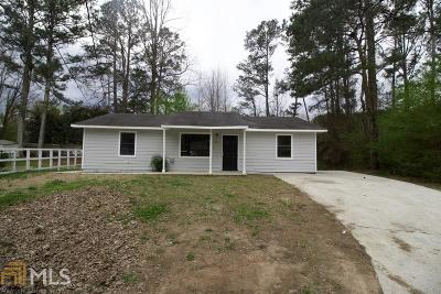 Covington Single Family Home Under Contract: 9174 Bent Pine Ct