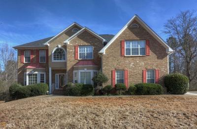 Stockbridge Single Family Home New: 1005 Lake Oconee Ct