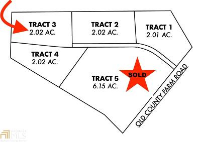 Dallas Residential Lots & Land For Sale: Old County Farm Rd #Lot 3