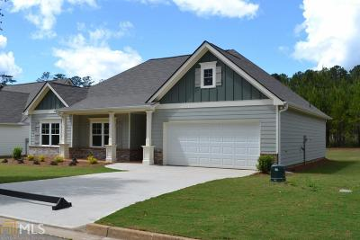 Griffin Single Family Home New: 225 Patriots Way