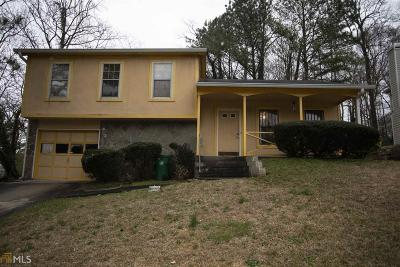 Dekalb County Single Family Home Under Contract: 956 Romer Pl