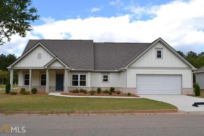 Griffin Single Family Home New: 227 Patriots Way