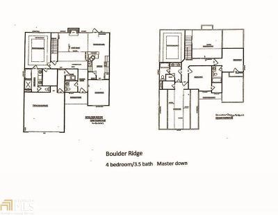 Dallas Single Family Home New: 444 Cobblestone Trl