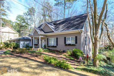 Brookhaven Single Family Home New: 2681 Green Meadows Ln
