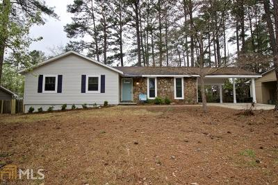 Conyers Single Family Home New: 3463 SE Underwood Ct