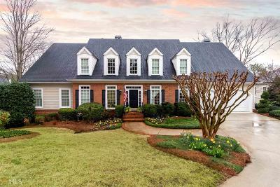 Roswell, Sandy Springs Single Family Home For Sale: 5785 De Claire Ct