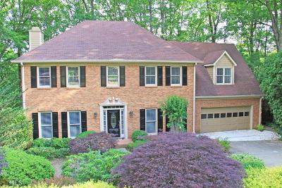 Marietta Single Family Home New: 4039 River Cliff Chase