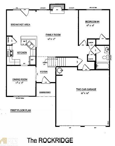 Dallas Single Family Home New: 40 Grassmere Ct