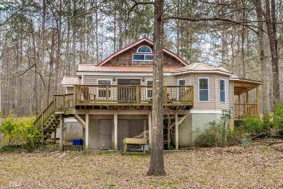 Buckhead, Eatonton, Milledgeville Single Family Home New: 222 W River Bend Dr