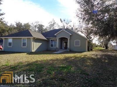 Woodbine Single Family Home New: 486 Deerwood Village Dr