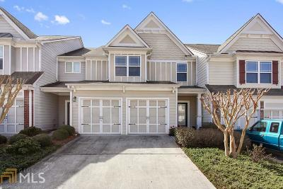 Woodstock Condo/Townhouse New: 211 Parc View Ln