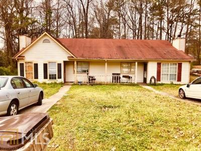 Clayton County Multi Family Home New: 5523 Glen Haven Dr #5523, #