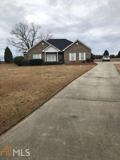 Statesboro Single Family Home New: 322 W Leyland Ct