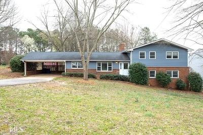 Kennesaw Single Family Home New: 3478 Grant Dr
