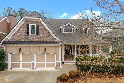 Paulding County Single Family Home New: 355 Pine Bluff Dr