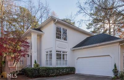 Atlanta Single Family Home New: 1219 Wildcliff Pkwy