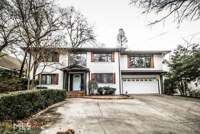 Morningside Single Family Home New: 1785 N Rock Springs