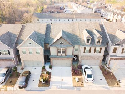 Smyrna Condo/Townhouse New: 2383 Whiteoak Bend