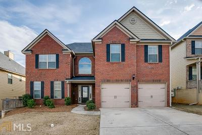 Buford Single Family Home New: 4619 Bogan Meadows Dr