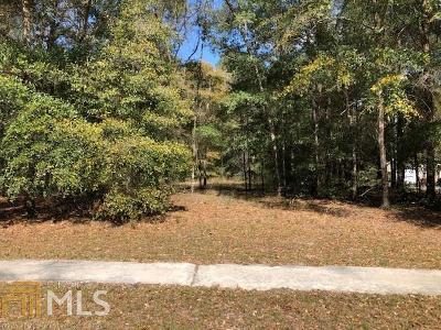 Statesboro Residential Lots & Land New: Hawks Ridge #6