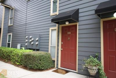 Roswell Condo/Townhouse New: 4109 Canyon Point Cir