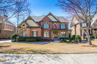 Buford Single Family Home New: 2477 Stone Manor Dr #59