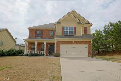 Conyers Single Family Home New: 1666 Balmoral Dr #01