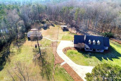 Hoschton Single Family Home New: 6051 Jackson Trail Rd