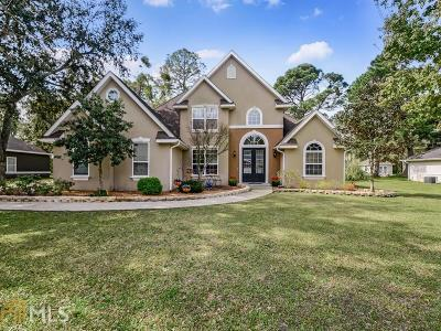 Woodbine Single Family Home Under Contract: 104 Deerwood Village Dr