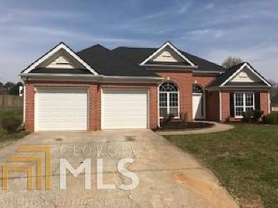 Powder Springs Single Family Home New: 60 Meadow Crest Ct